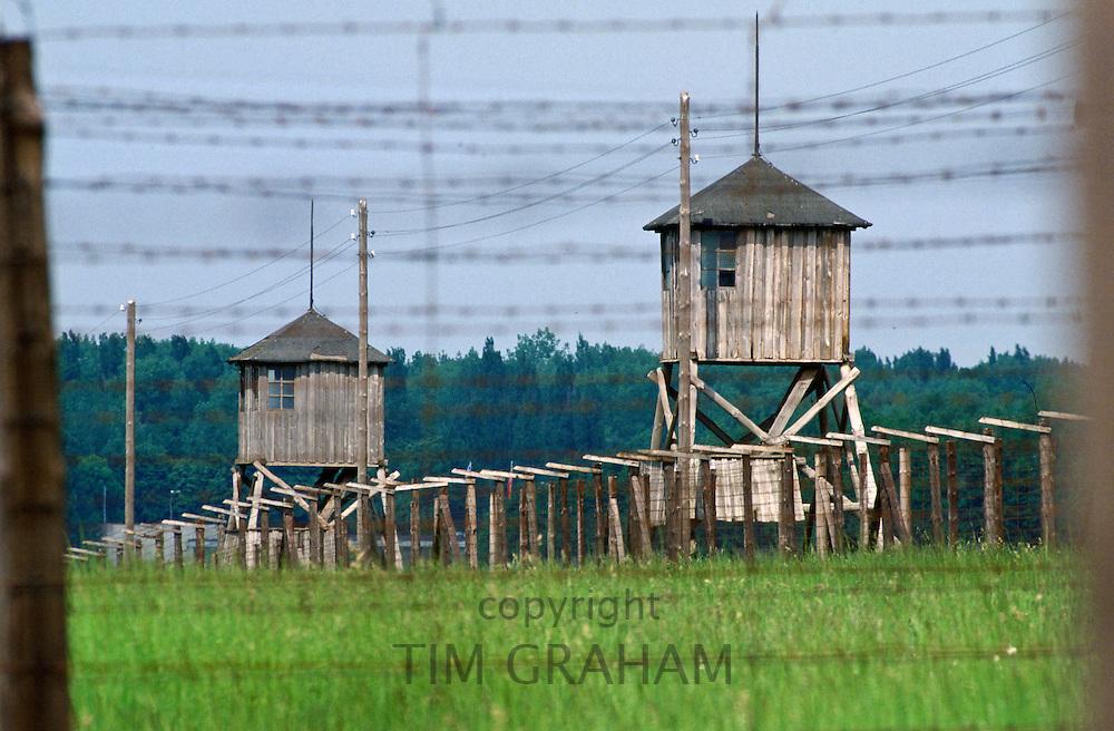Majdanek Concentration Camp, Poland.