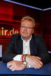 """21.03.2016, WDR Studio B, Koeln, GER, Das Erste TV Talkshow, Hart aber Fair, Zocker belohnen, Sparer bestrafen, Zinspolitik gegen die Buerger, im Bild Rainer Voss (ehemaliger Investmentbaenker) // during the german TV Talkshow Hart aber Fair, """"Gamblers reward, punish savers? Interest rate policy against the citizens"""" at the WDR Studio B in Cologne, Germany on 2016/03/21. EXPA Pictures © 2016, PhotoCredit: EXPA/ Eibner-Pressefoto/ Schueler<br /> <br /> *****ATTENTION - OUT of GER*****"""