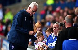 Ipswich Town manager Mick McCarthy - Mandatory by-line: Robbie Stephenson/JMP - 30/09/2017 - FOOTBALL - Portman Road - Ipswich, England - Ipswich Town v Bristol City - Sky Bet Championship