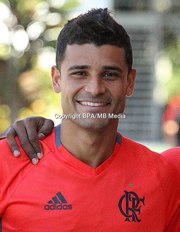 Brazilian Football League Serie A / <br /> ( Clube de Regatas do Flamengo ) - <br /> Ederson Honorato Campos &quot; Ederson &quot;