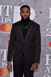 February 20, 2019 - London, United Kingdom of Great Britain and Northern Ireland - RAMZ arriving at The BRIT Awards 2019 at The O2 Arena on February 20, 2019 in London, England  (Credit Image: © Famous/Ace Pictures via ZUMA Press)