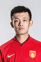 **EXCLUSIVE**Portrait of Chinese soccer player Jiang Wenjun of Hebei China Fortune F.C. for the 2018 Chinese Football Association Super League, in Marbella, Spain, 26 January 2018.