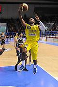 DESCRIZIONE : Porto San Giorgio Lega A 2013-14 Sutor Montegranaro Pasta Reggia Caserta<br /> GIOCATORE : Mardy Collins<br /> CATEGORIA : tiro penetrazione<br /> SQUADRA : Sutor Montegranaro<br /> EVENTO : Campionato Lega A 2013-2014<br /> GARA : Sutor Montegranaro Pasta Reggia Caserta<br /> DATA : 01/12/2013<br /> SPORT : Pallacanestro <br /> AUTORE : Agenzia Ciamillo-Castoria/C.De Massis<br /> Galleria : Lega Basket A 2013-2014  <br /> Fotonotizia : Porto San Giorgio Lega A 2013-14 Sutor Montegranaro Pasta Reggia Caserta<br /> Predefinita :