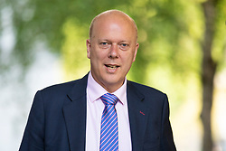 © Licensed to London News Pictures. 08/05/2018. London, UK. Transport Secretary Chris Grayling arrives on Downing Street for the Cabinet meeting. Photo credit: Rob Pinney/LNP