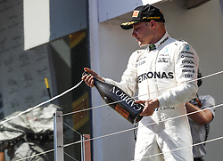 July 30, 2017 - Budapest, Hungary - Motorsports: FIA Formula One World Championship 2017, Grand Prix of Hungary, ..#77 Valtteri Bottas (FIN, Mercedes AMG Petronas F1 Team) (Credit Image: © Hoch Zwei via ZUMA Wire)