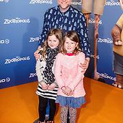 NLD/Amsterdam/20160213 - Premiere Zootropolis, Ad Knipsel