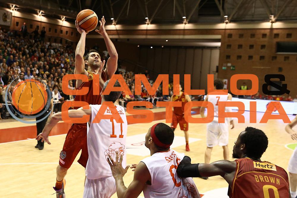 Giuliano Maresca<br /> OraS&igrave; Ravenna vs Pallacanestro irtus Roma<br /> Campionato Basket LNP 2016/2017<br /> Paly Off Ottavi gara 2<br /> Ravenna 02/05/2017<br /> Foto Ciamillo-Castoria/A. Gilardi