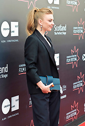 Edinburgh International Film Festival, Tuesday, 26th June 2018<br /> <br /> IN DARKNESS (EUROPEAN PREMIERE)<br /> <br /> Pictured: Natalie Dormer <br /> <br /> (c) Alex Todd | Edinburgh Elite media