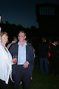 Fergus Henderson. Mollie Dent-Brocklehurst and Vanity Fair host  the opening of 'Vertigo'  a mixed art exhibition at Sudeley Castle. Winchombe, Gloucestershire. 18 June 2005. ONE TIME USE ONLY - DO NOT ARCHIVE  © Copyright Photograph by Dafydd Jones 66 Stockwell Park Rd. London SW9 0DA Tel 020 7733 0108 www.dafjones.com