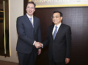 Davos World Economic Forum<br /> <br /> Li Keqiang at Davos World Economic Forum in Davos,Switzerland on 22th January, 2015<br /> ©Exclusivepix Media