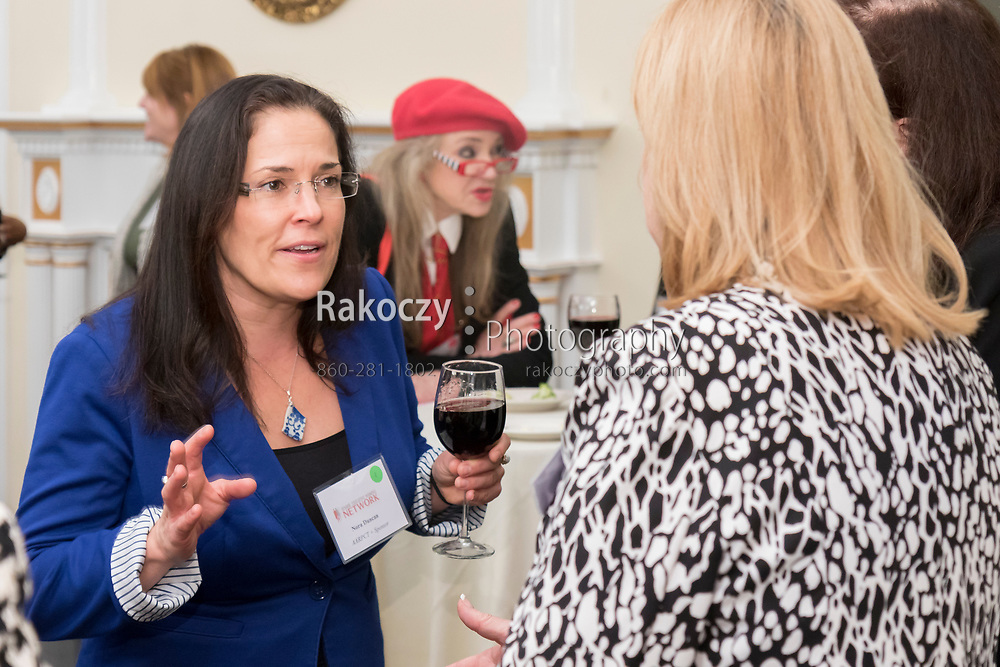 The Senior Executive Women's Network (SEWN) presents a panel discussion on The Future of Healthcare, held at The North House in Avon, CT.