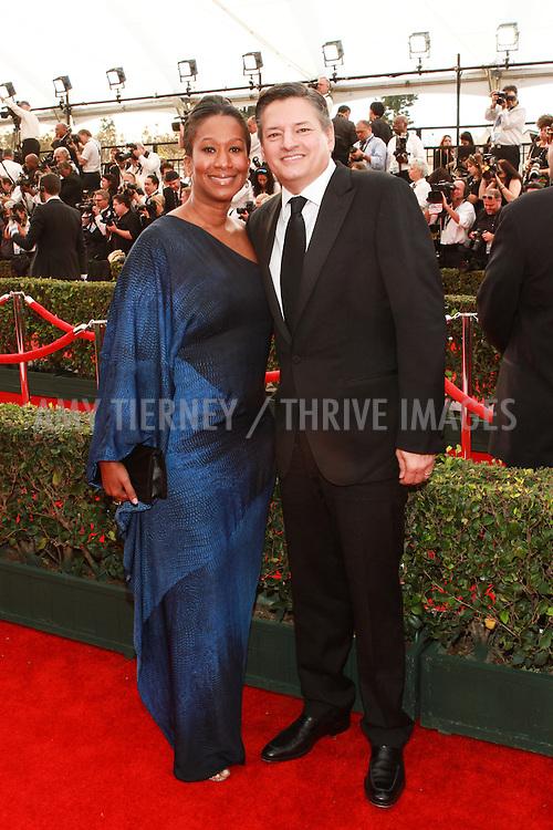 Nicole Avant, and Ted Sarandos