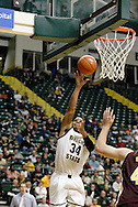 WSU junior Julius Mays (34) as the Central Michigan Chippewas play the Wright State University Raiders at the Nutter Center, Thursday, December 22, 2011.