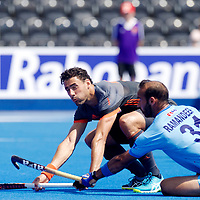 18 India - Netherlands (Pool B)