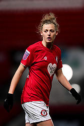 Yana Daniels of Bristol City - Mandatory by-line: Ryan Hiscott/JMP - 17/02/2020 - FOOTBALL - Ashton Gate Stadium - Bristol, England - Bristol City Women v Everton Women - Women's FA Cup fifth round