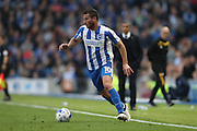 Brighton & Hove Albion centre forward Tomer Hemed (10) during the EFL Sky Bet Championship match between Brighton and Hove Albion and Norwich City at the American Express Community Stadium, Brighton and Hove, England on 29 October 2016.