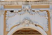 Vitoria_ES, Brasil...Detalhes arquitetonicos do Palacio Anchieta localizado na regiao da Cidade Alta...Architectural detail of Palacio Anchieta detail located in the Cidade Alta region...Foto: LEO DRUMOND / NITRO