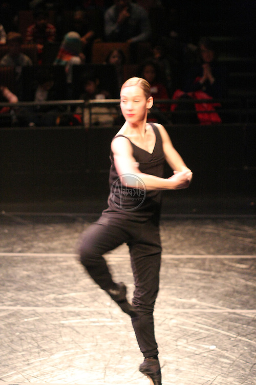 Seattle Dance Project: Project 3. Student Outreach Show Feb 5 2010.