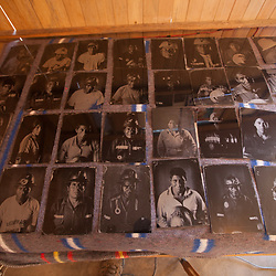 wetplate images of miners