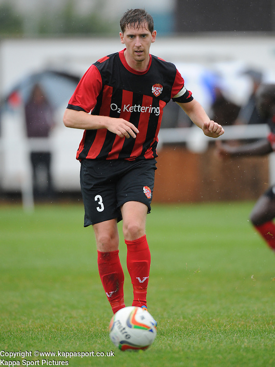 Steven Kinniburgh, Kettering, Kettering Town v Daventry Town Southern League Division One Central, 25th August 2014