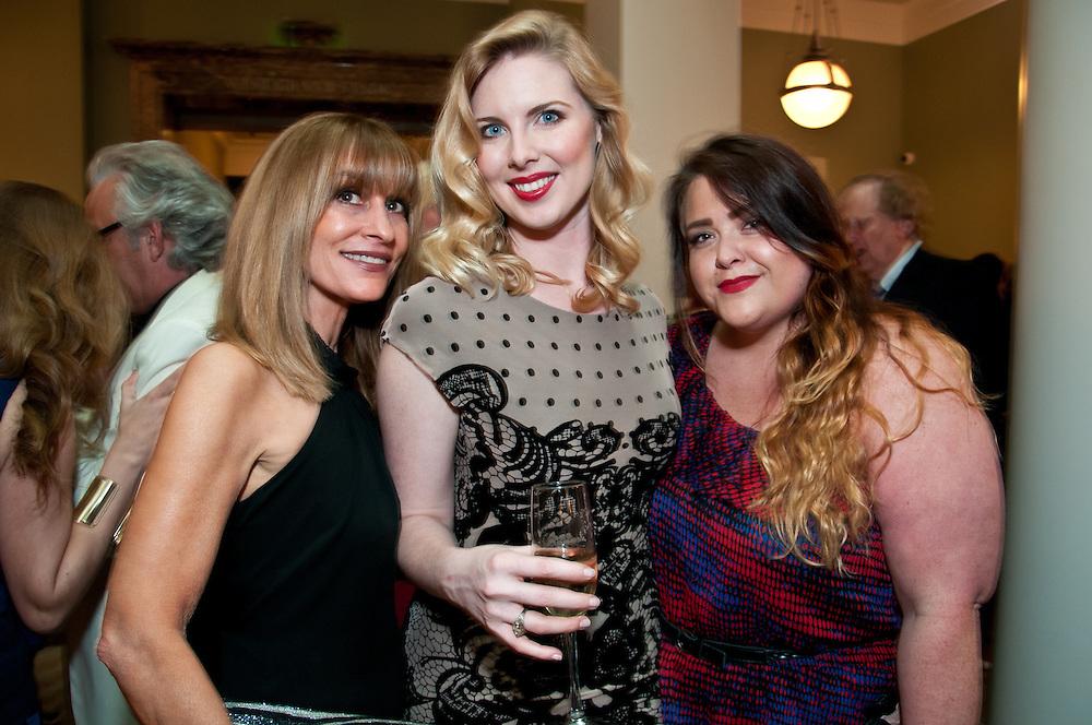 Stacy Rhodes, Meghan Nordman Rhodes, Codie Gentry