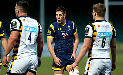 Huw Taylor of Worcester Cavaliers - Mandatory by-line: Robbie Stephenson/JMP - 03/04/2017 - RUGBY - Sixways Stadium - Worcester, England - Worcester Cavaliers v Wasps A - Aviva A League