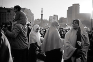 2012 - Just a look on women of Tahrir