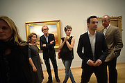 JANE SUITOR;  REBECCA HELEN;BILL NIGHY; GAIL CLUTTERBUCK;  ANDREW LINCOLN; , Private view and dinner for the opening of Turner and the Masters. Tate Britain on Millbank, London. 21 September 2009
