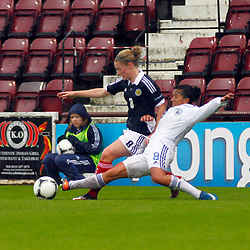 Scotland Women v Israel Women | EURO 2013 Qualifying Group | 16 June 2012