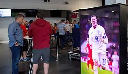 The Fanzone at Ashton Gate for England vs Russia - Mandatory by-line: Robbie Stephenson/JMP - 11/06/2016 - FOOTBALL - Ashton Gate - Bristol, United Kingdom  - England vs Russia - UEFA Euro 2016