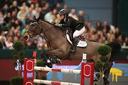 Goldstein Danielle, (ISR), Carisma<br /> Championat of Leipzig<br /> CSIO Leipzig 2016<br /> © Hippo Foto - Stefan Lafrentz