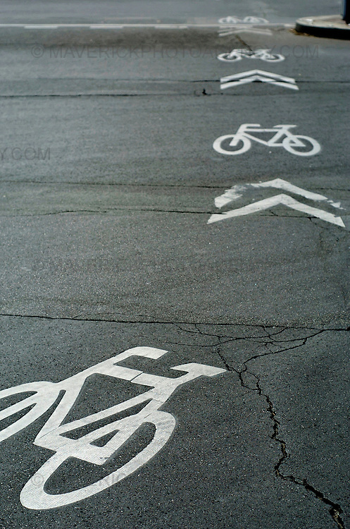 Cycle Lane.