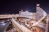 University Parkway at I75 Bridge Sarasota Construction Photography