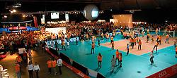 18-05-2007 VOLLEYBAL: DELA MEIDENDAG: APELDOORN<br /> Ongeveer 1500 meisjes woonden in Apeldoorn de teampresentatie van het Nederlands vrouwenvolleybalteam bij. De DELA meidendag werd een groot succes / America hal<br /> ©2007-WWW.FOTOHOOGENDOORN.NL