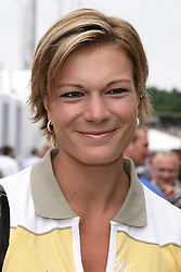Motorsports / Formula 1: World Championship 2010, GP of Germany, Maria Riesch (GER)