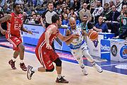 DESCRIZIONE : Beko Legabasket Serie A 2015- 2016 Dinamo Banco di Sardegna Sassari - Olimpia EA7 Emporio Armani Milano<br /> GIOCATORE : David Logan<br /> CATEGORIA : Palleggio Penetrazione<br /> SQUADRA : Dinamo Banco di Sardegna Sassari<br /> EVENTO : Beko Legabasket Serie A 2015-2016<br /> GARA : Dinamo Banco di Sardegna Sassari - Olimpia EA7 Emporio Armani Milano<br /> DATA : 04/05/2016<br /> SPORT : Pallacanestro <br /> AUTORE : Agenzia Ciamillo-Castoria/L.Canu