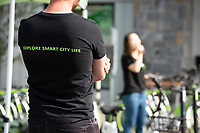 UBicycle launches a bike rental station at the Belmont Residences in Langford, BC