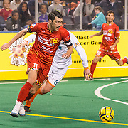 The Baltimore Blast defeat the Florida Tropics 7-0