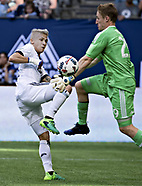 VANCOUVER-WHITECAPS VS SPORTING KANSAS CITY - 20 May 2017
