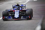 May 23-27, 2018: Monaco Grand Prix. Pierre Gasly, Scuderia Toro Rosso Honda, STR13