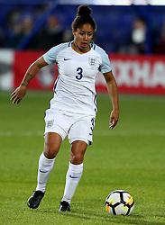 Demi Stokes of England - Mandatory by-line: Matt McNulty/JMP - 19/09/2017 - FOOTBALL - Prenton Park - Birkenhead, United Kingdom - England v Russia - FIFA Women's World Cup Qualifier