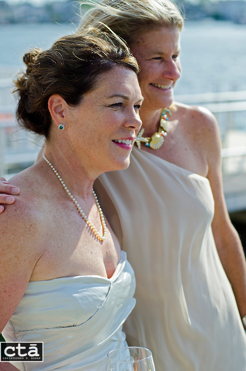 The wedding of Karen Cubbison and Craig Socie. Married June 2, 2012 in Stone Harbor, N.J. (Photo by Christopher T. Assaf/all rights reserved) #2207..©2012
