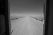 Open road in the high desert of the Oregon Outback. © Michael Durham