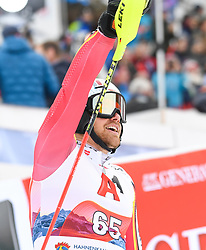 26.01.2020, Streif, Kitzbühel, AUT, FIS Weltcup Ski Alpin, Slalom, Herren, im Bild Sebastian Holzmann (GER) // Sebastian Holzmann of Germany during the men's Slalom of FIS Ski Alpine World Cup at the Streif in Kitzbühel, Austria on 2020/01/26. EXPA Pictures © 2020, PhotoCredit: EXPA/ Erich Spiess