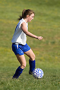 MCHS Varsity Girl's Soccer.vs Goochland.5/9/2007