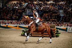 LEUBE Sophie, Isselhook´s First Sight TSF<br /> Neumünster - Trakehner Hengstmarkt 2019<br /> Vielseitigkeit<br /> Galaabend<br /> 09. November 2019<br /> © www.sportfotos-lafrentz.de/Stefan Lafrentz