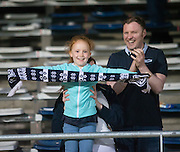 Dundee fans - Dundee v Kilmarnock, Ladbrokes Scottish Premiership at Dens Park<br /> <br />  - &copy; David Young - www.davidyoungphoto.co.uk - email: davidyoungphoto@gmail.com
