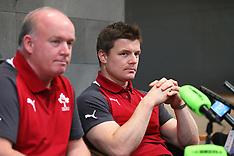 Christchurch-Rugby, Ireland Team Announcement