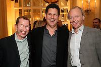 Jeremy Silver, Paul Burger and Jonathan Morrish