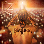Task: Composite photo shoot &amp; personal stock art to match the feel and message of &quot;Blessed&quot; track by New York City Rapper/Hip hop Artist L'z <br />